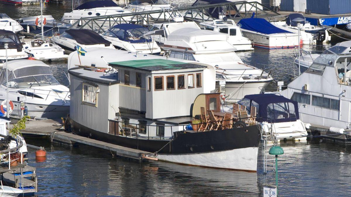 husbåten freedom