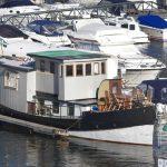 Vår husbåt – förr och nu