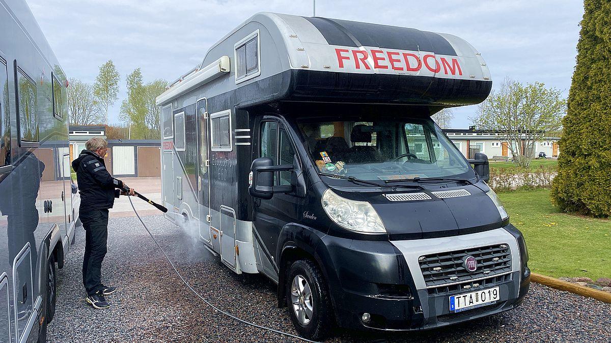 Husbilen FREEDOM