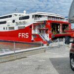 FRS Baltic – från Ystad till Sassnitz på under 2,5 timme