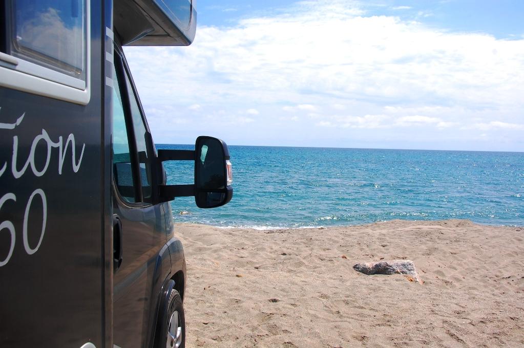 Campingar och ställplatser i Korsika