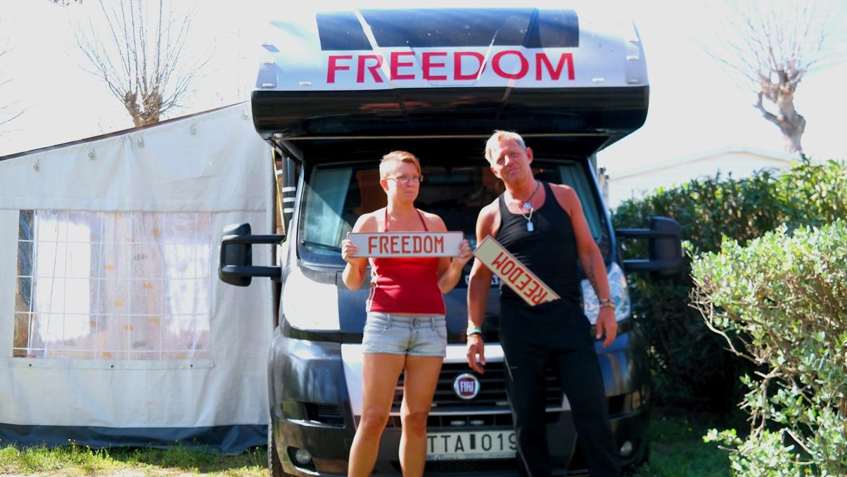Freedom husbil