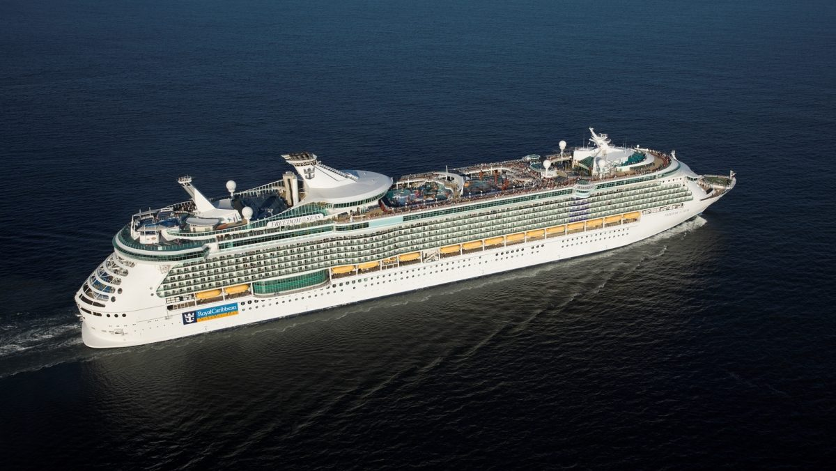 Kryssning med Freedom of the Seas