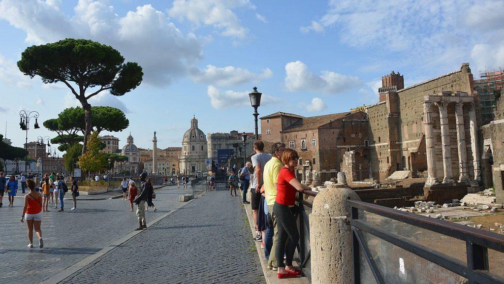 Göra i Rom