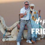 Marocko-resa och reportage i Värmlandstidning
