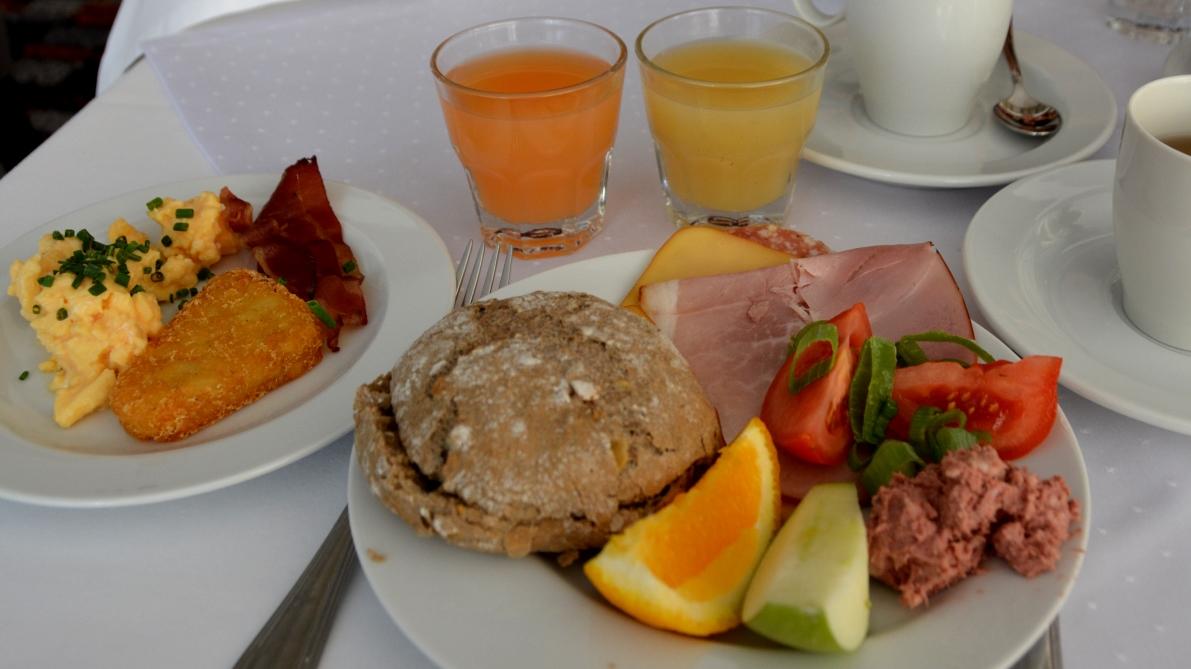 Frukost i Tjeckien