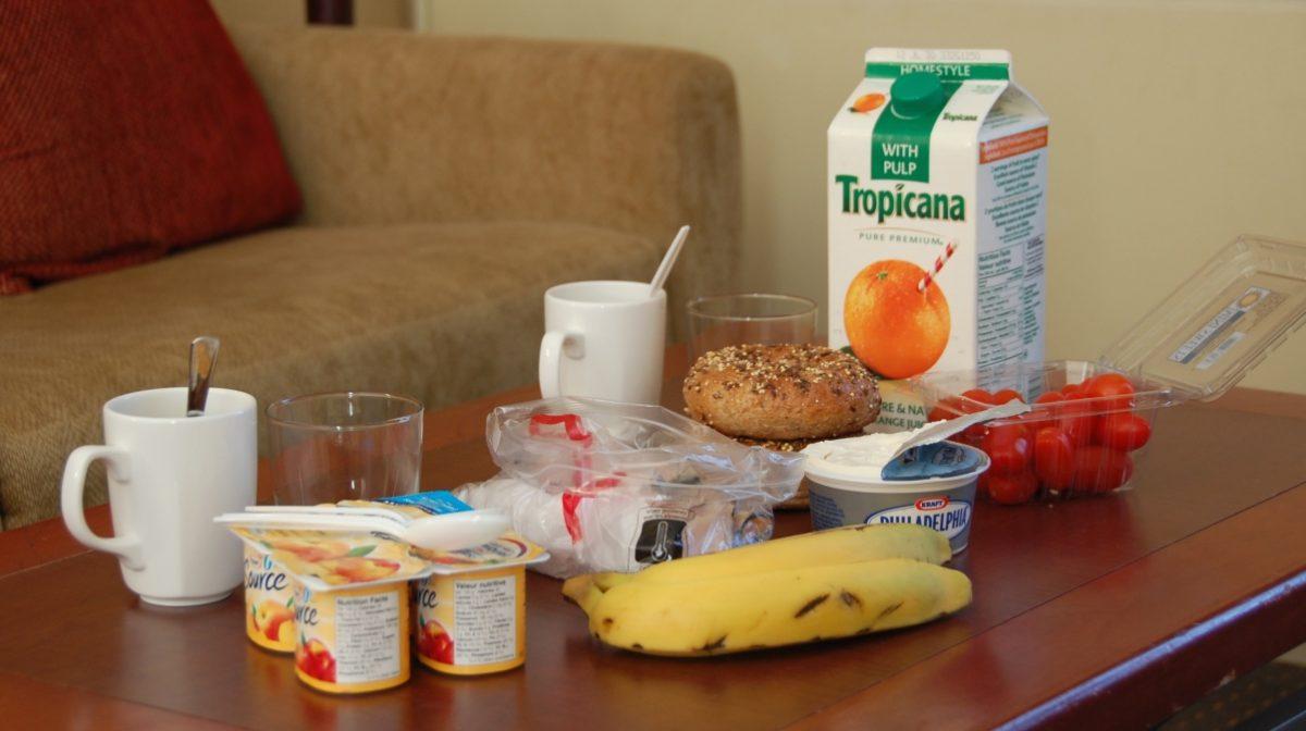 Frukost Kanada