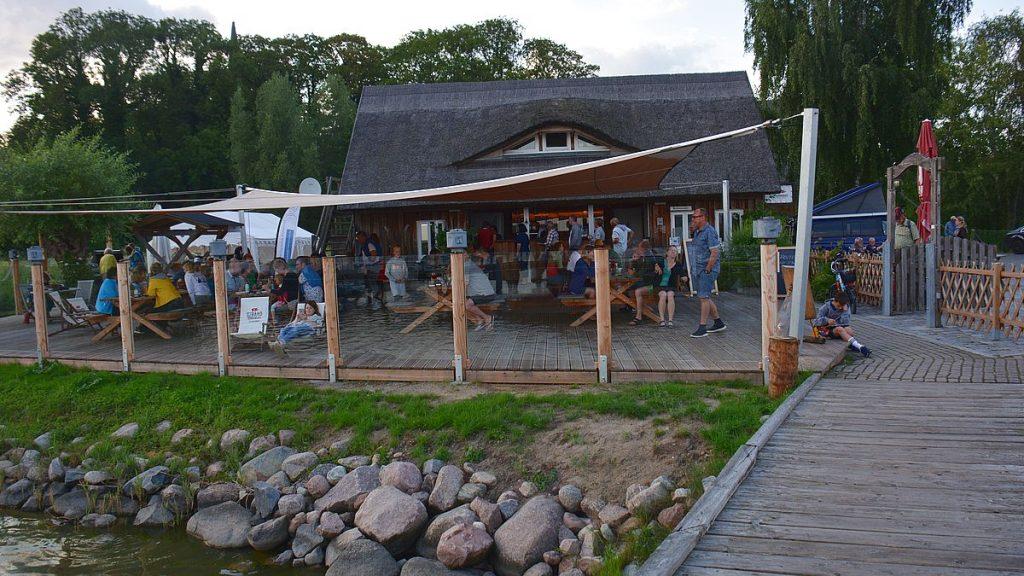 Bar i Krummin gästhamn