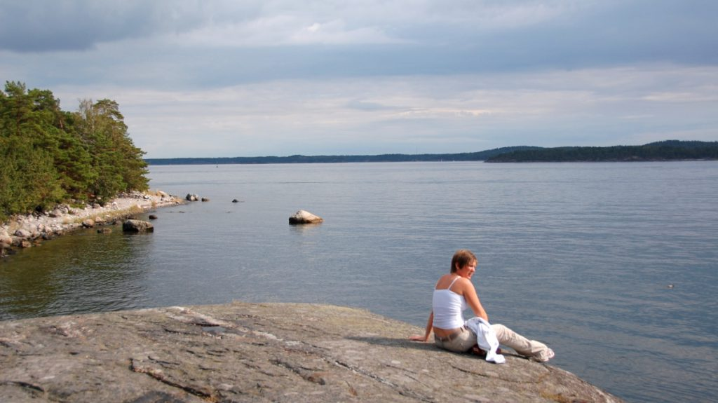 Göra i Stockholm - Gålö havsbad