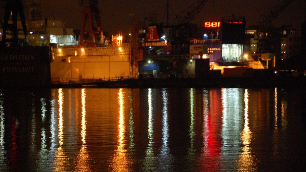 Göreborg skeppsbron