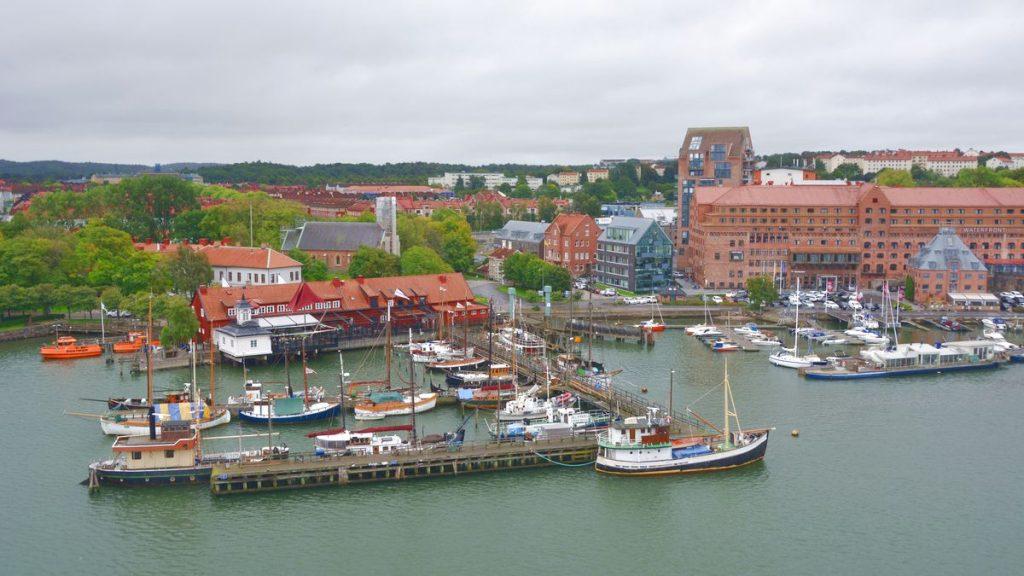 Från Kiel till Göteborg med StenaLine