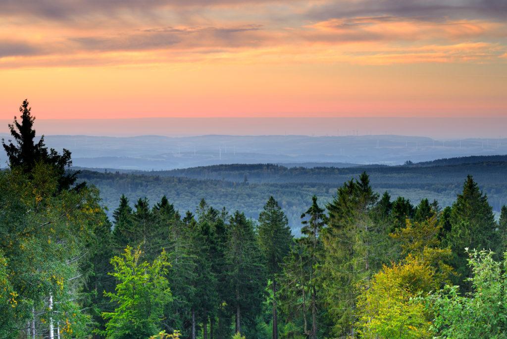 Naturområden i Tyskland - Rheinland