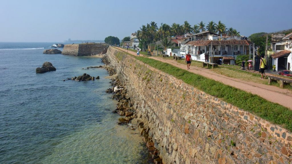 Galle i Sri Lanka