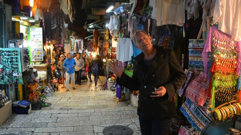 Sevärdheter i Jerusalem - Gamla stan