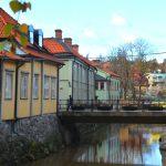 Charmiga Gamla stan i Västerås