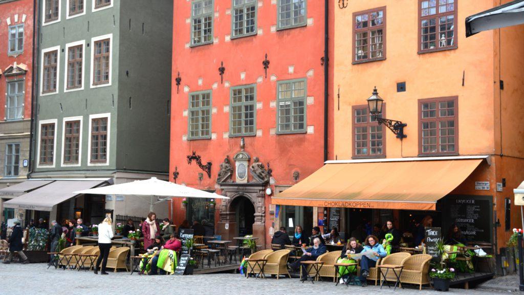 Göra i Stockholm - Gamla stan