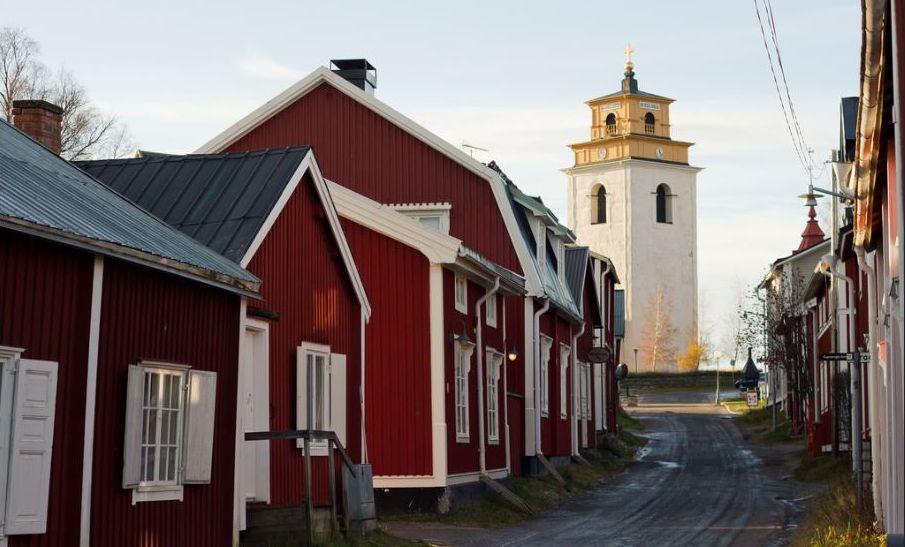 Unesco världsarv i Sverige: Gammelstads kyrkstad