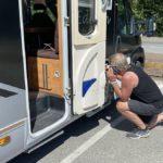 Problem med gasolen i husbilen (ingen husbilstur ännu)