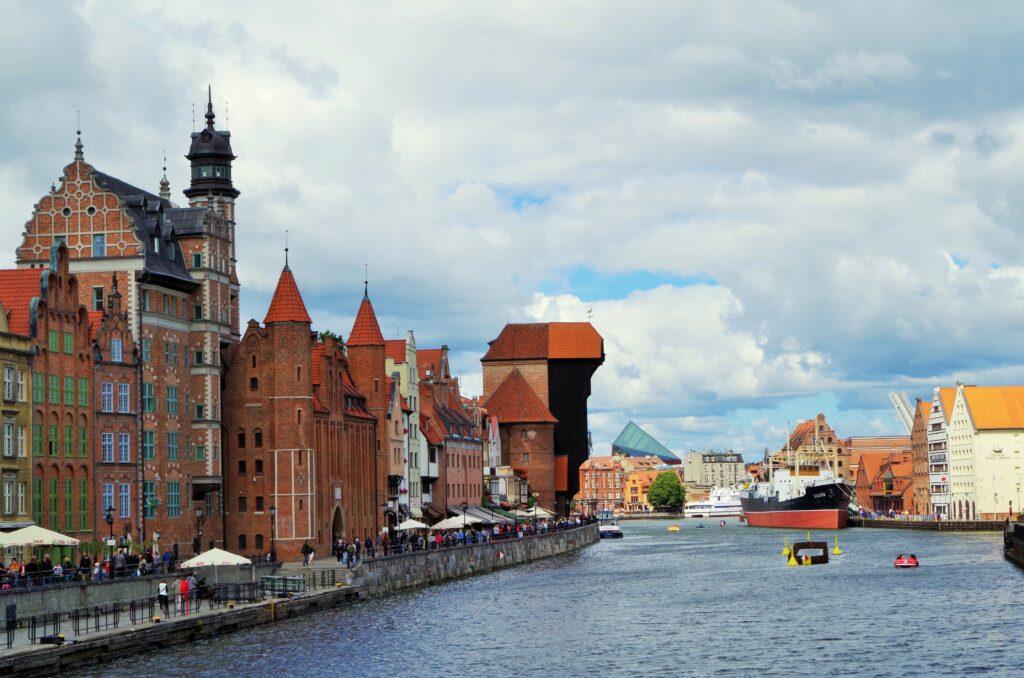 Viking Lines sommarkryssningar 2021 - Gdansk