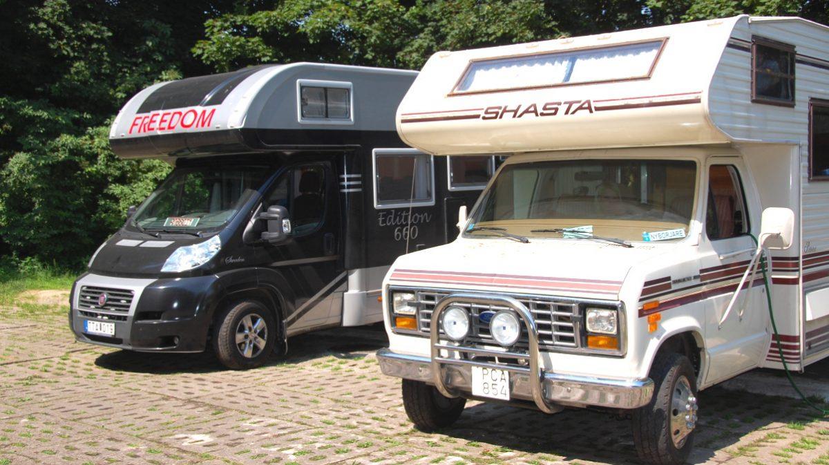 Gdansk camping
