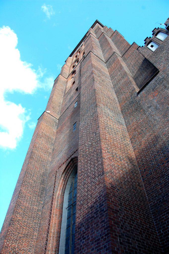 Gdansk kyrka