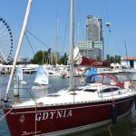 Sommar i Gdynia