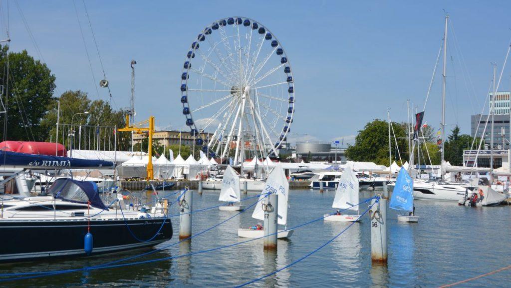 Pariserhjul Gdynia