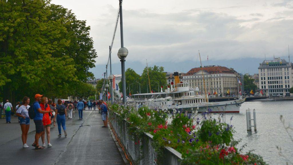 Genève i Schweiz