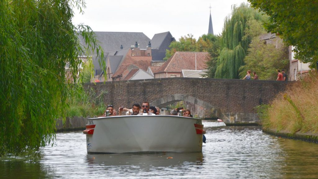 Gent båttur