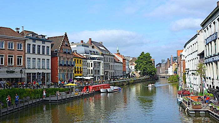 Gent-flod