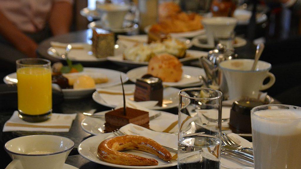 Göra i Budapest - besöka caféer
