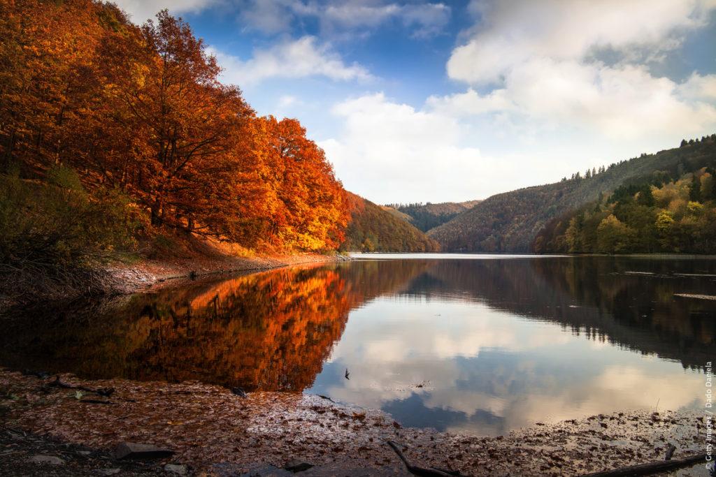 Naturområden i Tyskland - Eifel