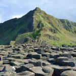 Stenformationerna Giant's Causeway i Nordirland