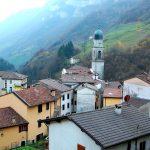 Giazza – en bergsby i norra Italien