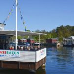 Åhus i Skåne – semesterort med vodka och glass