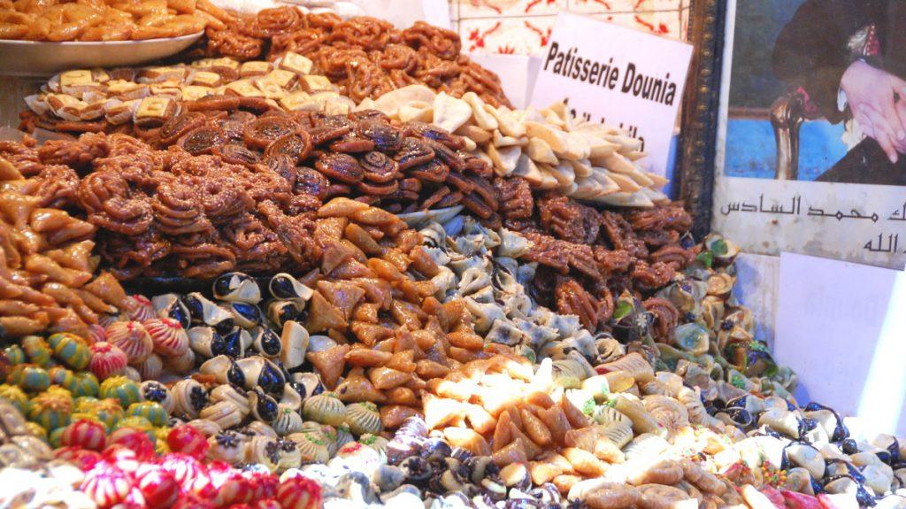 Godis Marocko