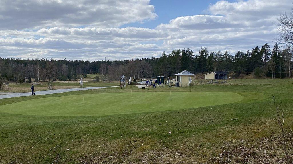 Golfbana vid Bogesunds slott, Bogesundslandets naturreservat