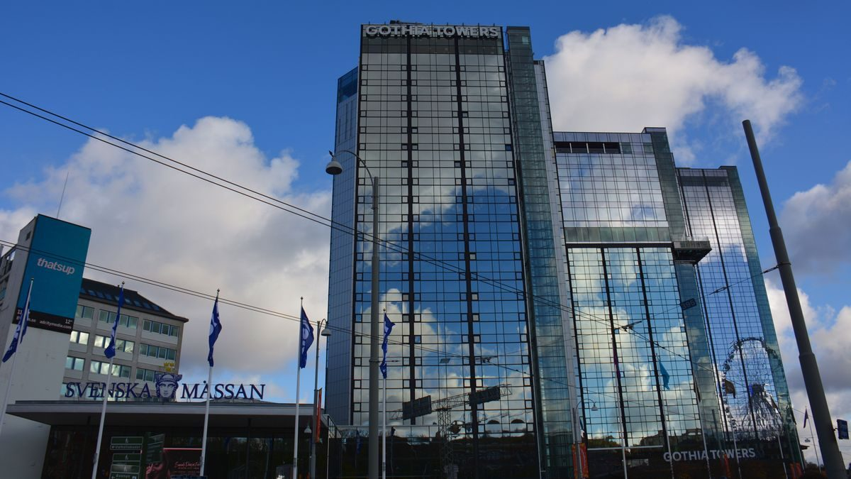 Gothia Towers Göteborg