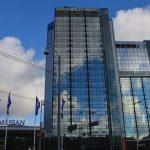 En hotellnatt på Gothia Towers i Göteborg