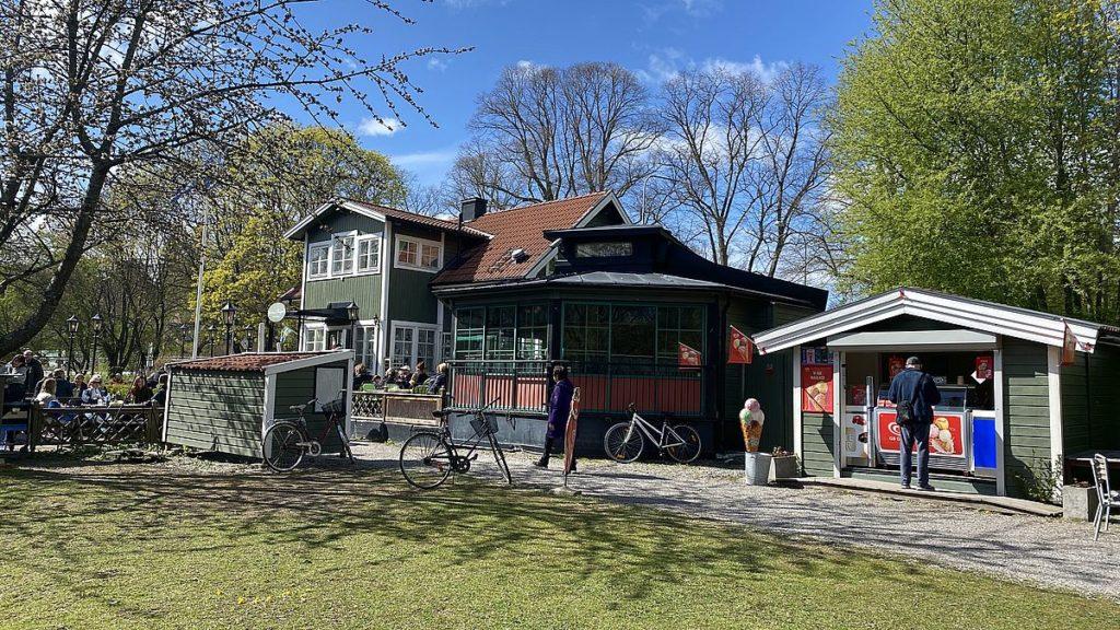 Göra i Sundbyberg - Lötsjön