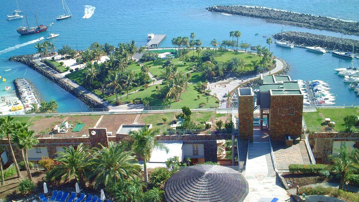 Gran Canaria, från vår resa 2006