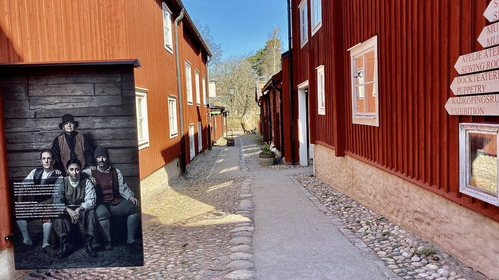 Gränd i Wadköping
