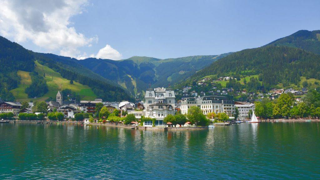 Grand hotel Österrike