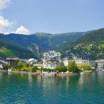 Upplev Zell am See på sommaren – både Alper och sjö
