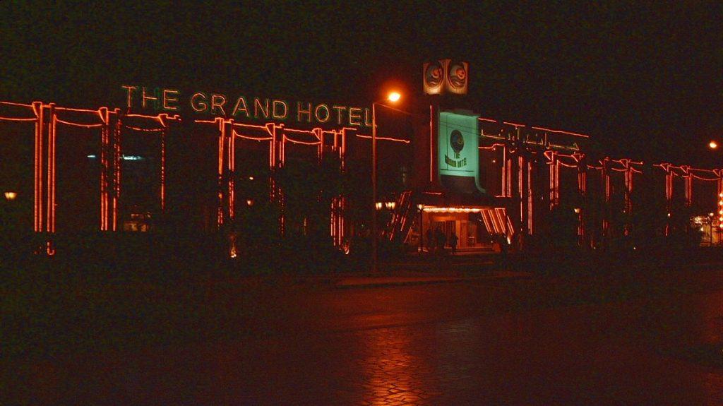 Grand Hotel i Hurghada