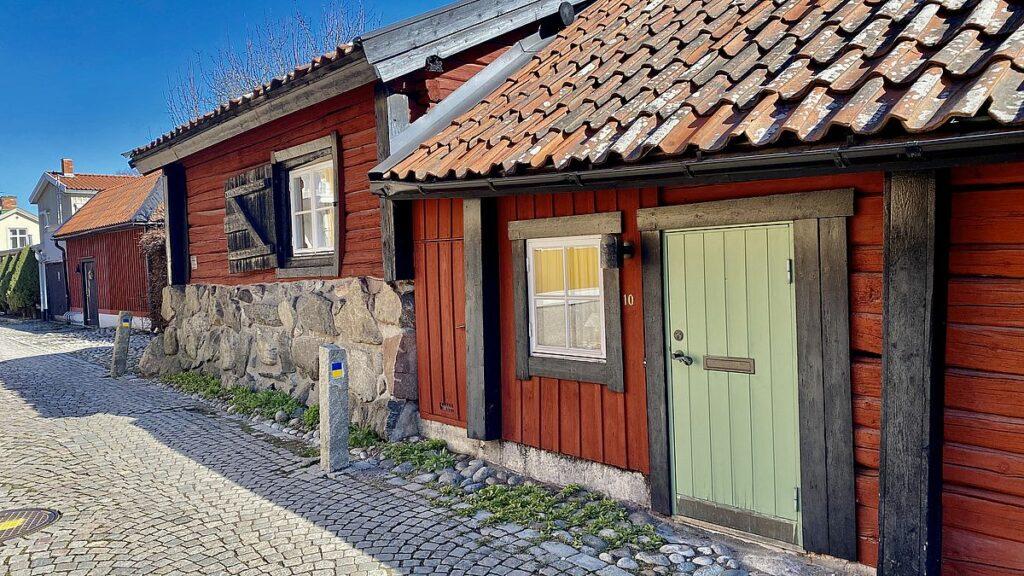 Göra i Västerås - Kyrkbacken