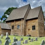 Granhults kyrka i Småland – Sveriges äldsta träkyrka