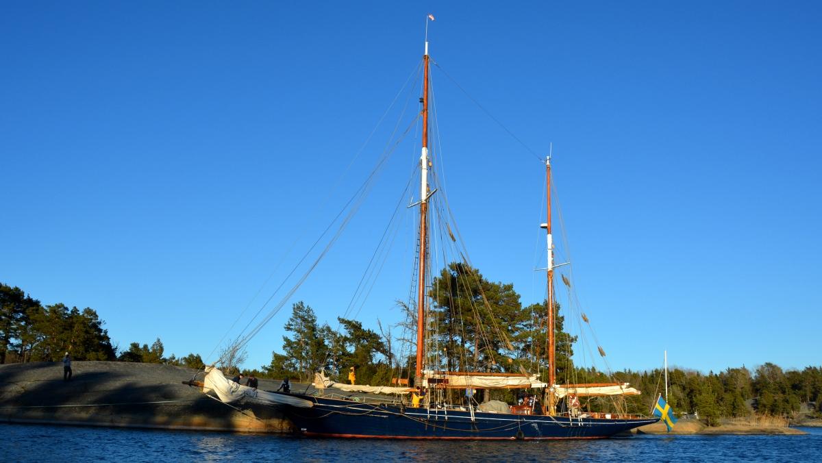 Gratia segelfartyg