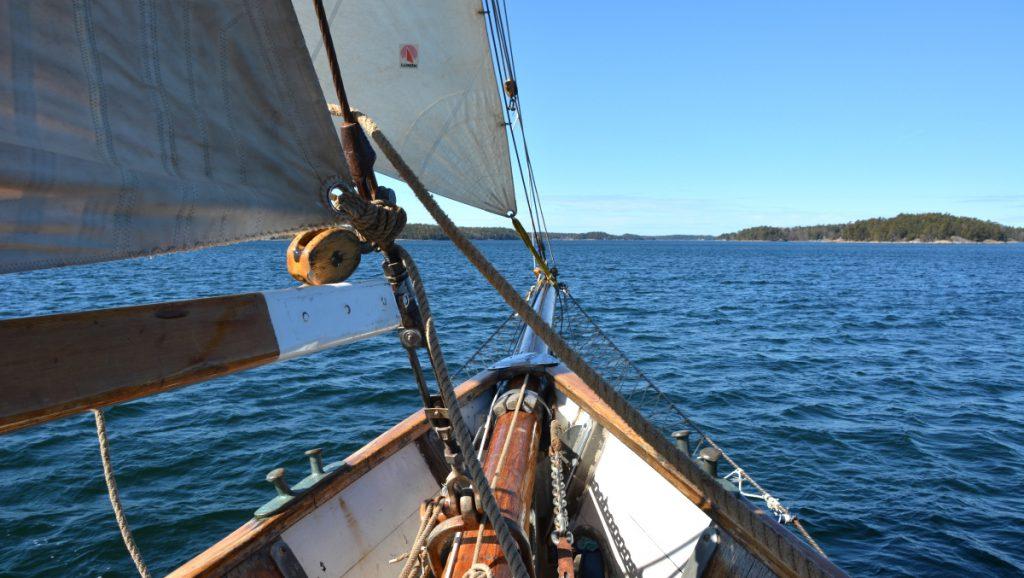 Gratia segling