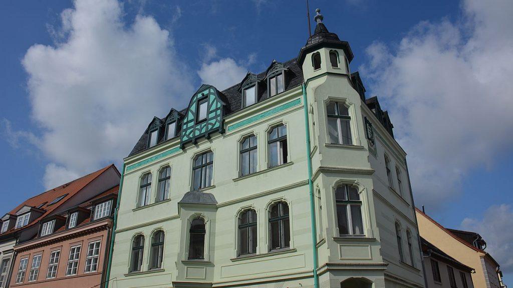 Hus i Greifswald